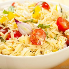 About Orzo Pasta