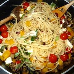 About Spaghetti Pasta