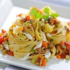 About Tagliatelle Pasta