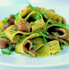 About Pappardelle Pasta
